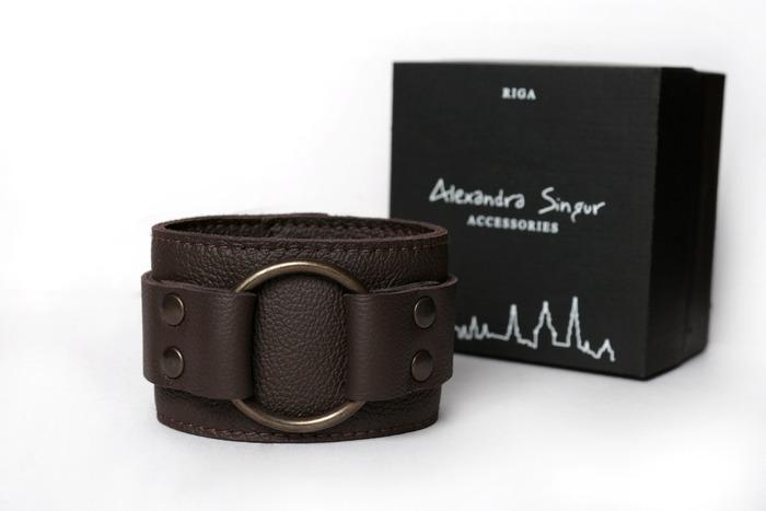 mens leather bracelets