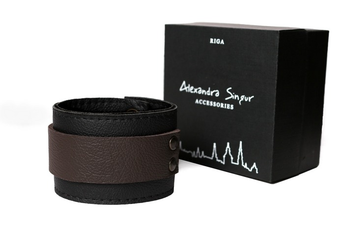 mens leather braceletsT