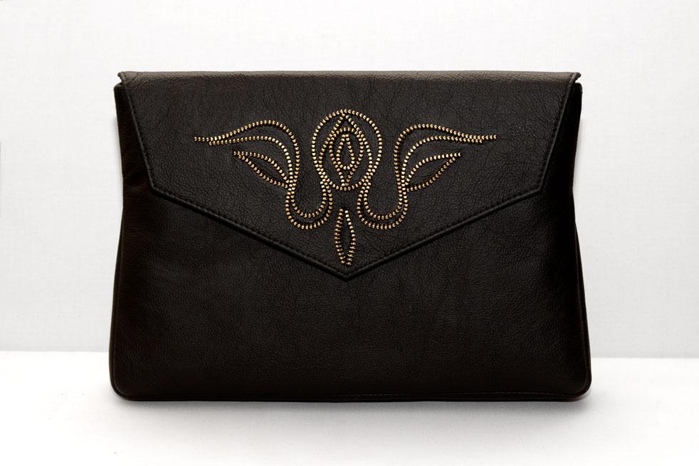 Женская сумка, сумка клатч, клатч из кожи, сумка ручной работы